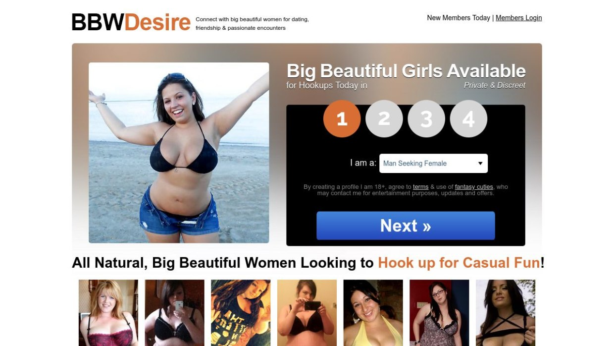Bbwdesire Dating Site Post Thumbnail
